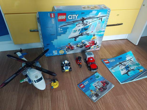 Lego City 60243 Elicopter Politie