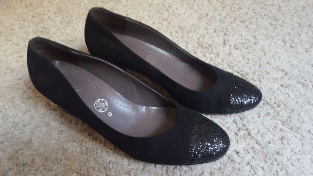 Pantofi Ara Jenny ocazie 40,5, uk 7, piele intoarsa