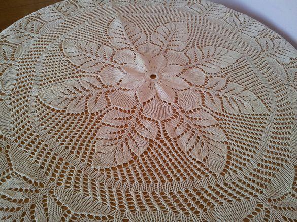 Красиви покривки-ръчна изработка-100% памук-намалени!