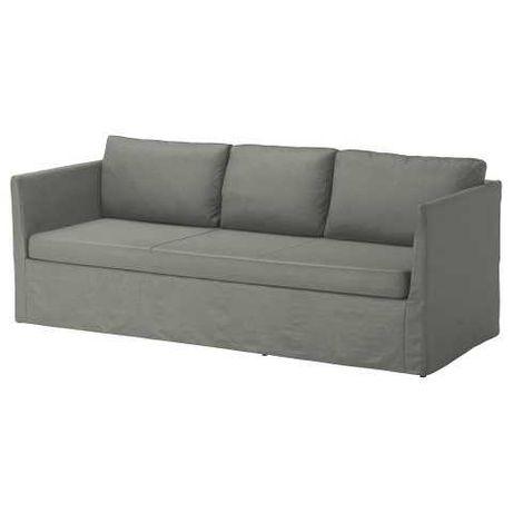 Покривало за триместен диван Brathult ново
