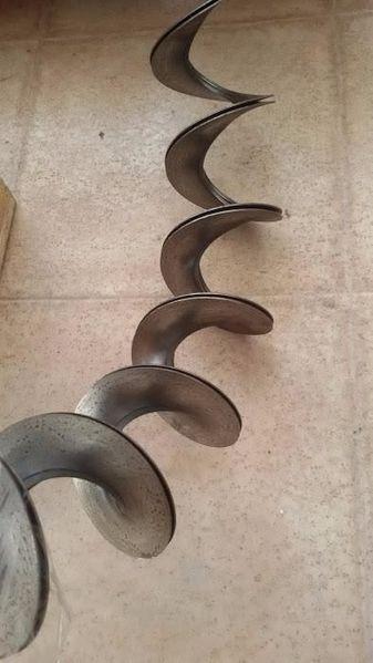 Спирала за шнек , спирали за шнек , гъвкава , пружинна спирала за шн гр. Пловдив - image 1