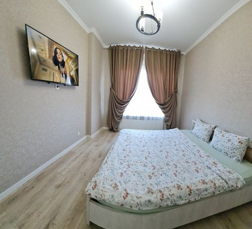 VIP квартира в ЖК ZAMAN от BI Group