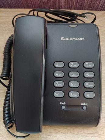 Стационарен телефон Саджем