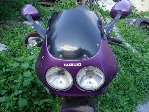 SUZUKI GSX-R 400 на части