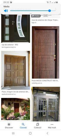 Montaj uși de exterior