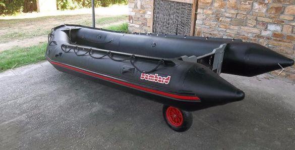 Продавам лодка Бомбард Командо Ц4