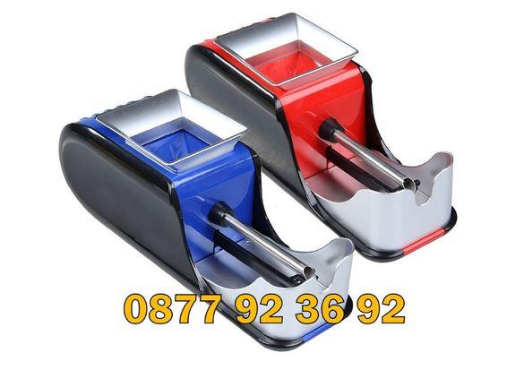 Ел. машинка за цигари, електрическа машина за цигари, Gerui 12-002