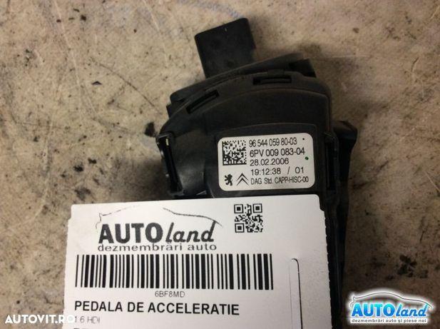 Pedala de Acceleratie Peugeot 207 WA ,WC WA ,WC 9654405980 2006 1.6 HDI Pedala de Acceleratie Peugeot 207 WA ,WC WA ,WC 9654405980 2006 1.6 HDI garantie 180 zile