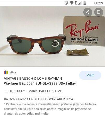 Ray Ban ochelari