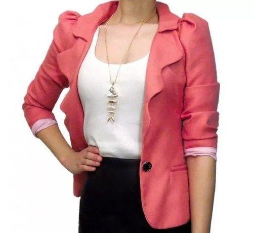 sacou roz somon model slim/cambrat