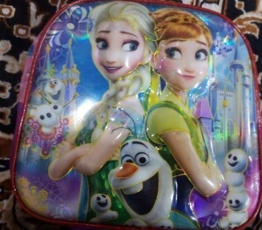 Рюкзак детский рюкзачок сумочка для сменки