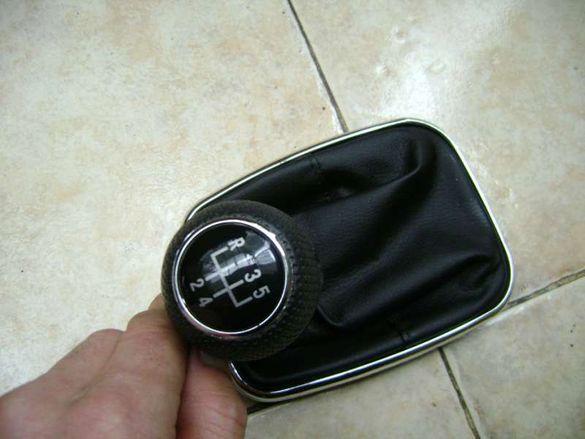 Топка и кожа за скоростен лост за Volkswagen