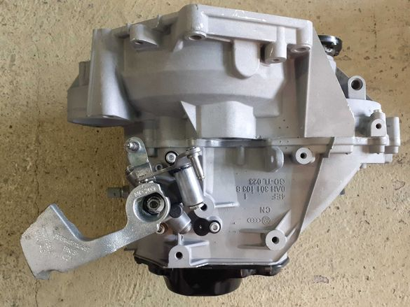 Скоростна кутия за VW CADDY 2.0 EcoFuel 109 hp и VW TOURAN 2.0 метан