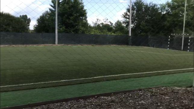 Teren fotbal sintetic