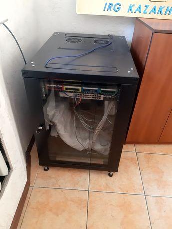Продам шкаф серверный