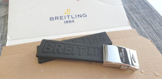 Curea Breitling Originala pentru ceas 22mm sau 24mm