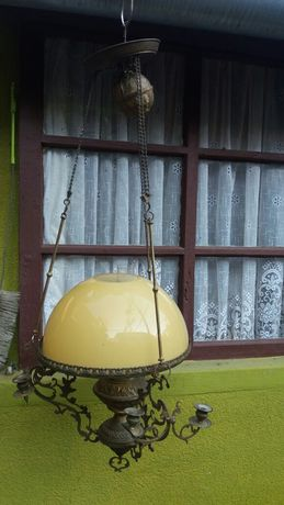 Lampa de alama completa