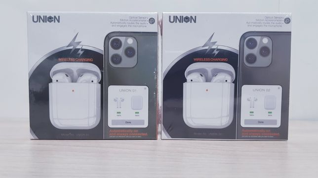 AirPods 2 UNION 02 original Apple AirPods WIRELESS Charging