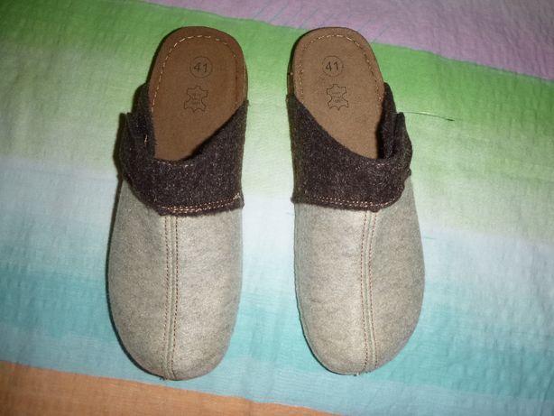 Papuci de casa noi marimea 41 ( potriviti pentru 37 - 38)