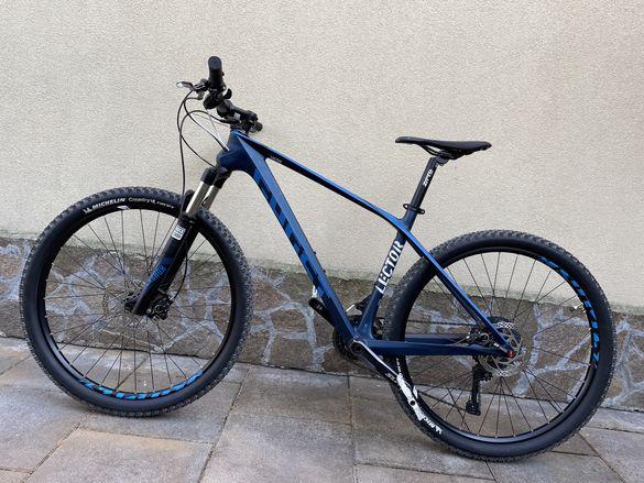 Ghost Lector 1LC CARBON карбонов велосипед не drag c1 scott ram canyon