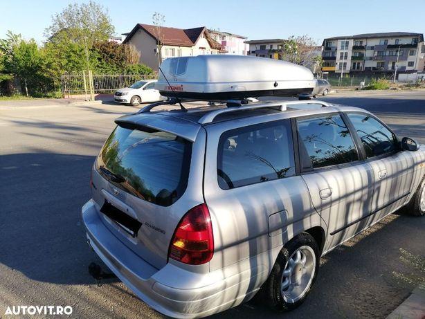 Daewoo Nubira Aer condiționat, GPL, cutie portbagaj plafon, 4 roti cauciucuri iarna