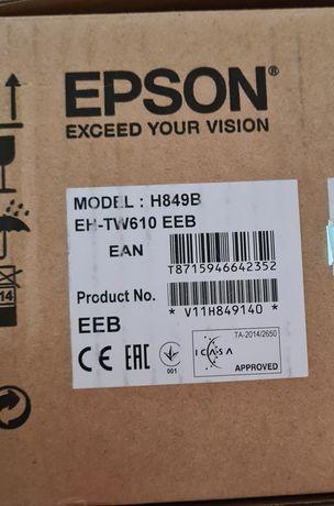 Проектор для домашнего кинотеатра Epson