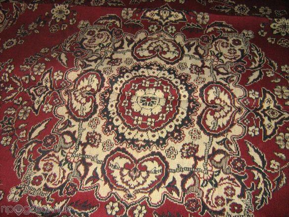 100% вълнен ръчнотъкан килим 322/226