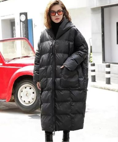 Продам куртка пуховик одеяло кокон оверсайз осень-зима