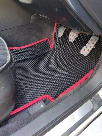 ЭКО полики в салон Subaru Outback ( ECO Коврики EVA)