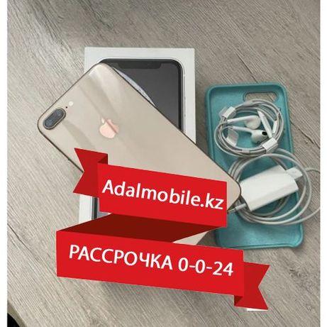 Б/у Apple Iphone 8 Plus. Айфон 8 Плюс. 128гб. Рассрочка!