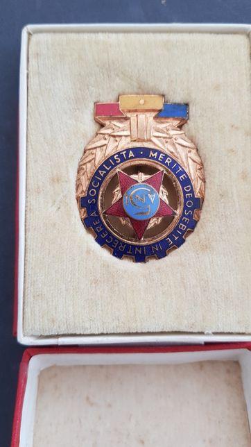 Medalie socialista