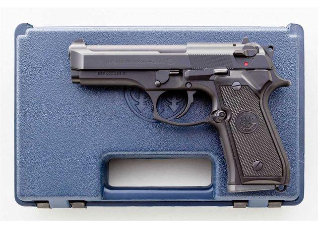 Pistol Airsoft Taurus/Colt 1911 Propulsie Co2 4j
