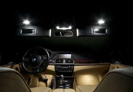 Комплект LED интериорно осветление за BMW X1 E84