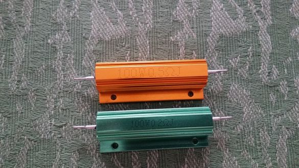 Резистори за перката на BMW E39 97, Е36 318i