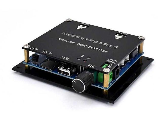 XH-A106 TDA7498 цифровой усилитель мощности 2x100 Вт
