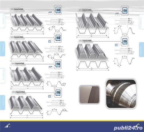 Producatori TablaCutata Hale Metalice TablaCutata cu Folie Anticondens
