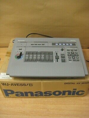 Panasonic WJ-AVE55-Nou