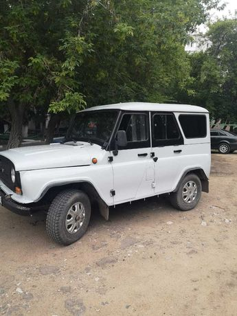 Продам автомашину УАЗ-469 Хантер