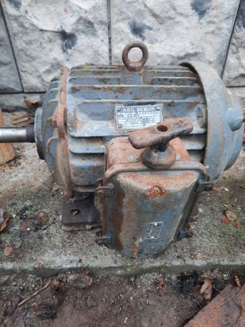 Motor trifazic AEG Berlin 4kw