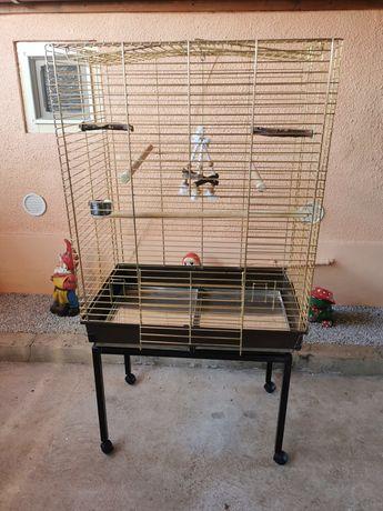 Cușca papagali sau alte păsări