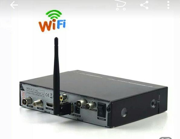 WiFi адаптер для приставок местного тв Т2 и ресиверов.