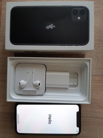 Iphone 11 64gb nou cu garantie 2 ani