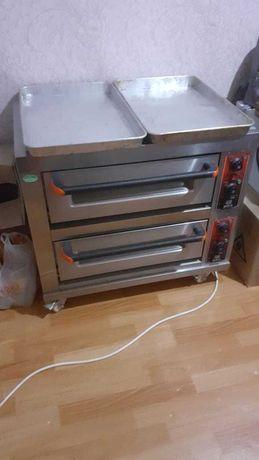 тесто миксер и кондитерский печь