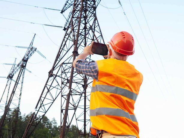 Electrician culegere date GIS LEA MT 20kV