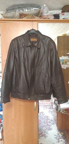 Куртка кожаная. Производство Турция