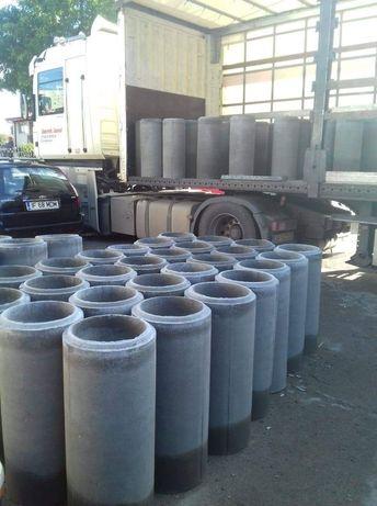 Tuburi beton puț/fantana/podeț - 30 cm / pret per bucata