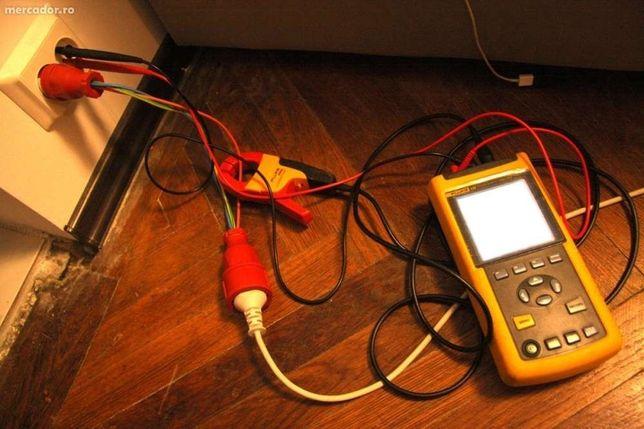 Electrician autorizat A.N.R.E pentru intervenți/deranjamante Non-Stop