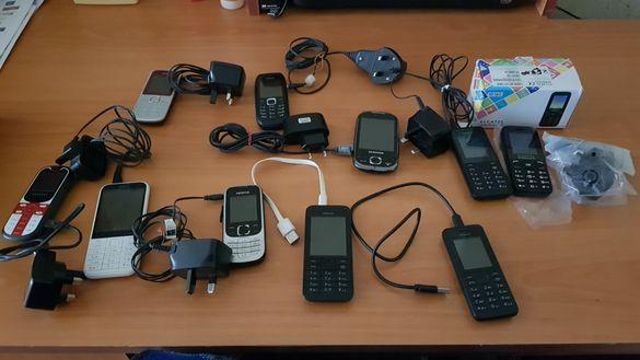 Стари работещи телефони за разкодирване