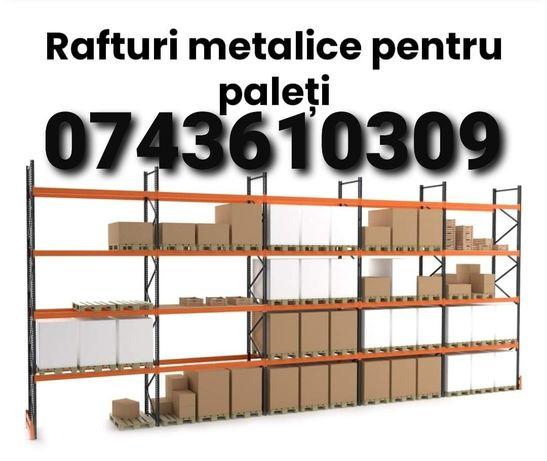Rafturi metalice
