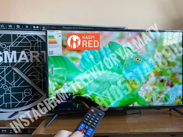 Новый Samsung Smart tv с интернетом wifi Youtube 102см